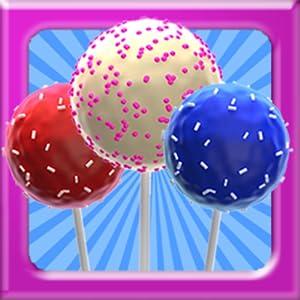 Amazon.com: Cake Pop Maker Cooking Games - A Fun FREE Game ...