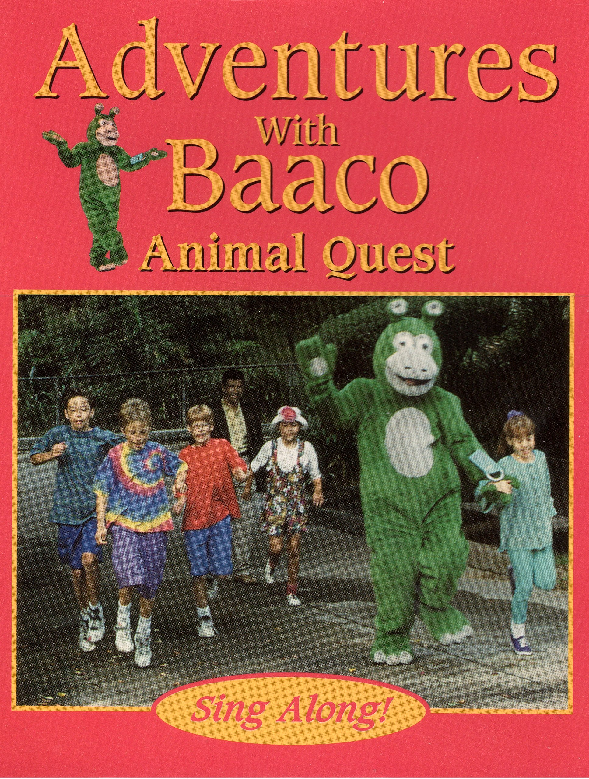 Adventures with Baaco : Animal Quest on Amazon Prime Instant Video UK