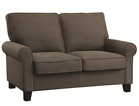 Loveseat in Gray