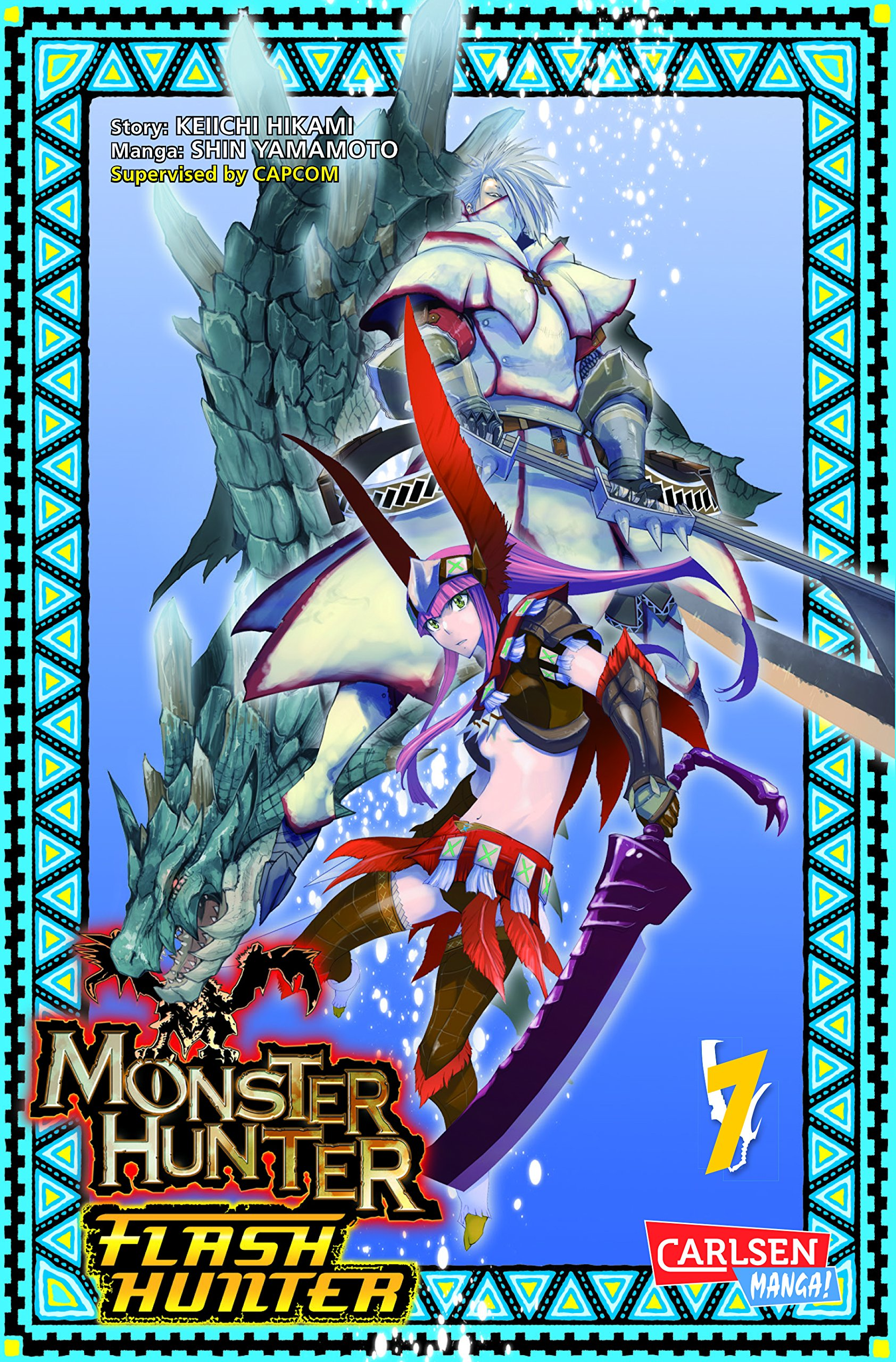 Monster Hunter Flash Hunter, Band 7