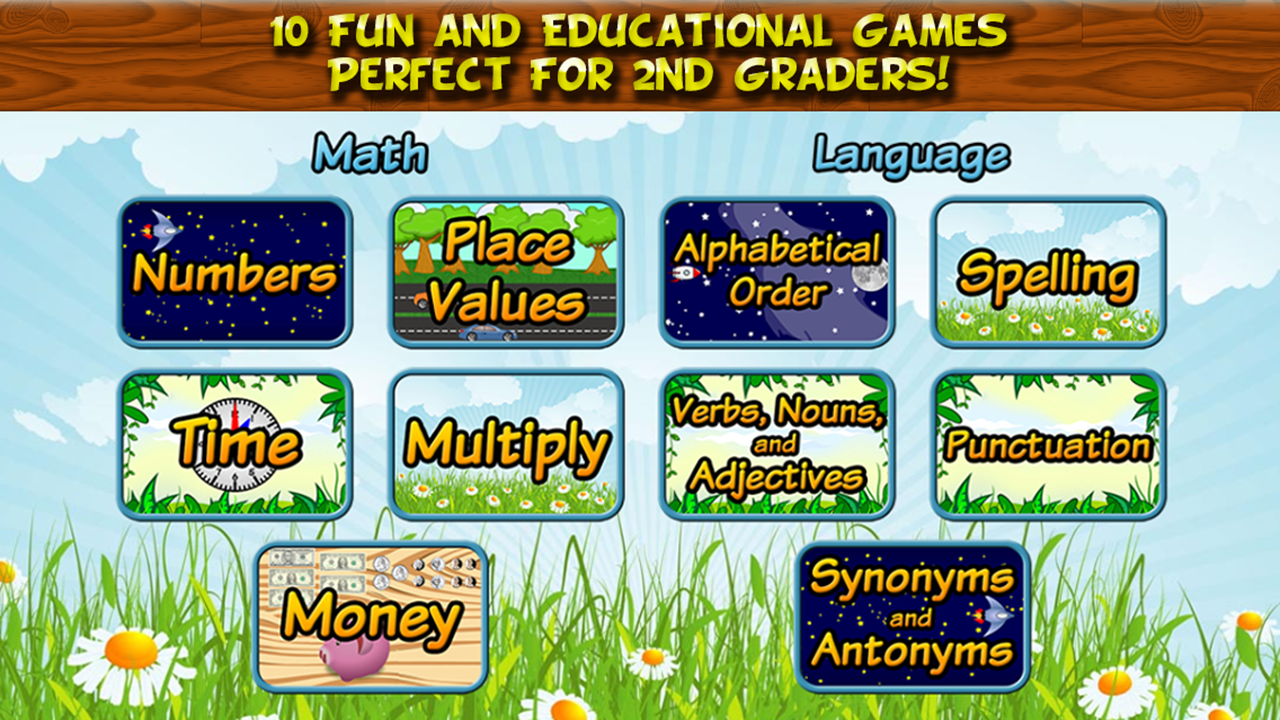 Learning Games Apps For Kids Pre-K To 6th Grade | Kindle Fire on ...