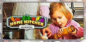 Hidden Mahjong: Home Kitchen from DifferenceGames LLC