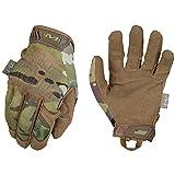 Mechanix Wear - MultiCam Original Tactical Gloves (Large, Camouflage) (Color: Camo, Tamaño: Large)