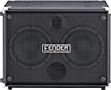 Fender Rumble 2X8 500-Watt 2x8-Inch Lightweight Bass Amp Cabinet