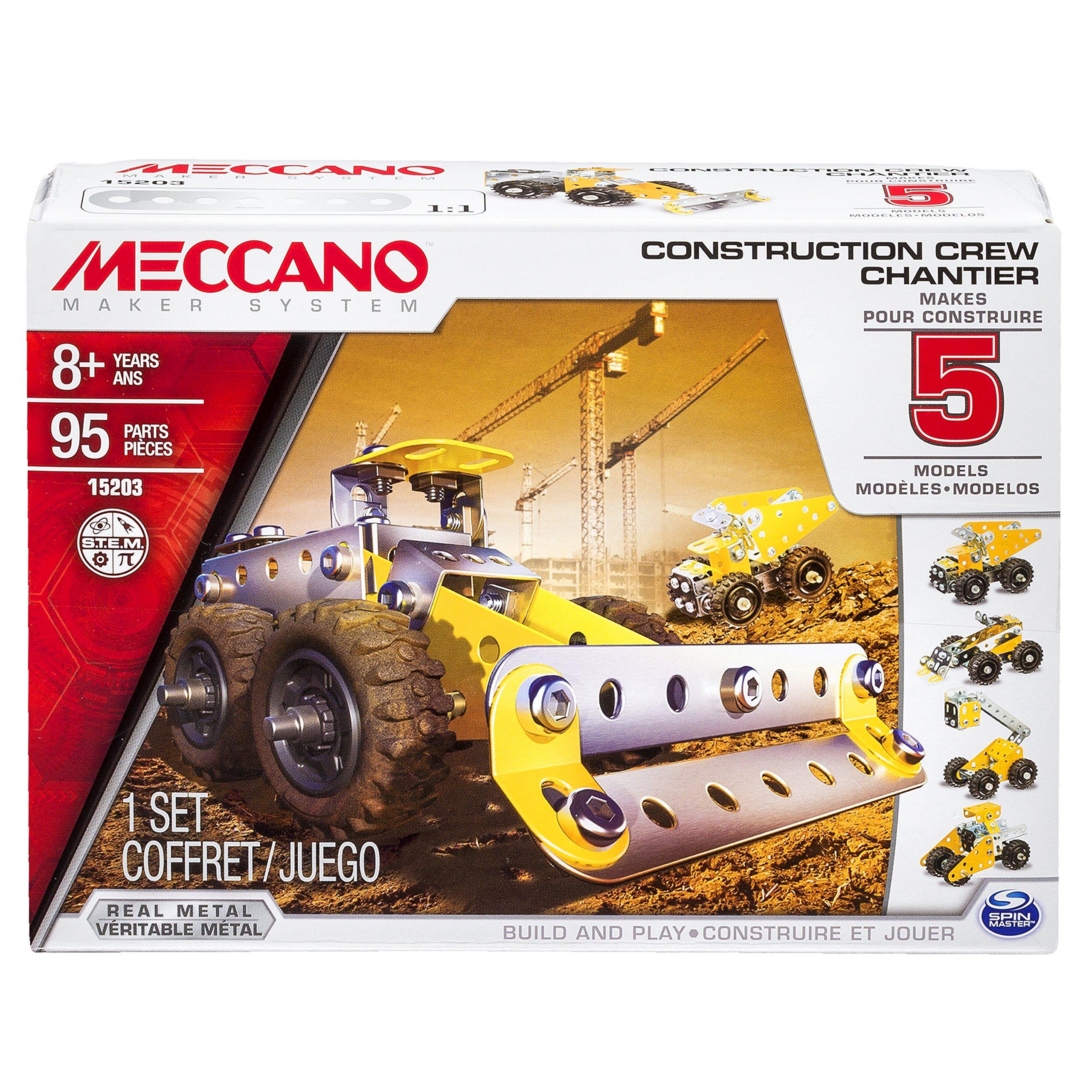 Meccano Crew