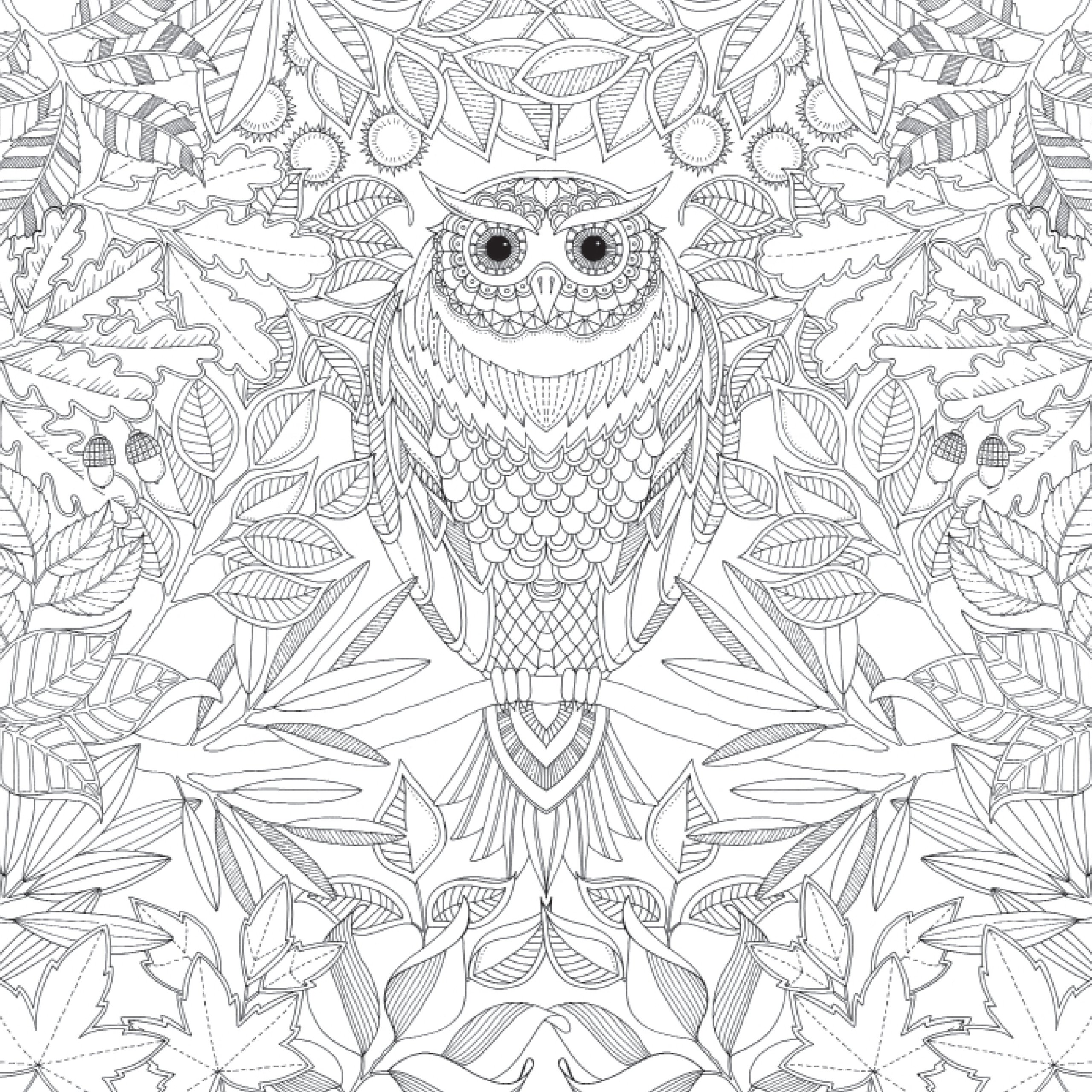 ANTI STRESS COLORING BOOK Coloring Pages