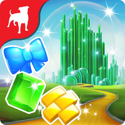 Wizard of Oz: Magic Match (Match 3 Games For Kindle Fire compare prices)