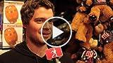Levi Johnston Plays Big Buck Hunter at Dave & Buster's...