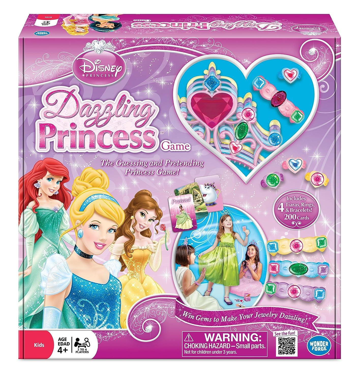Dazzling Princess Board Game