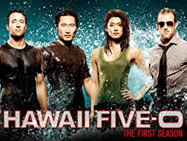 Hawaii Five-0 - Season 1 [OV]