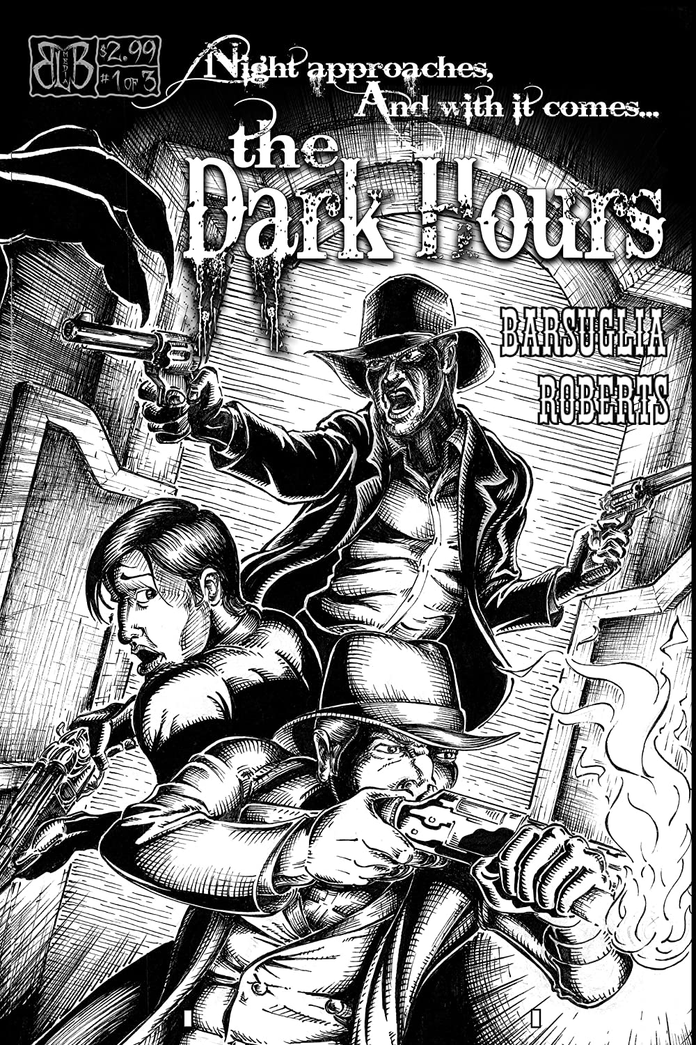 The Dark Hours Art
