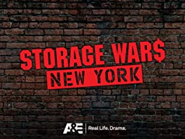 Storage Wars: NY Season 1