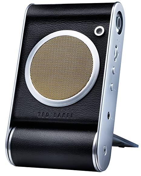Ted Baker Audio Fastnet Enceinte portable Bluetooth Noir