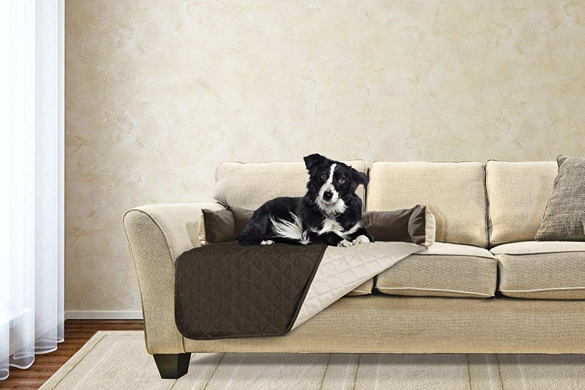 FurHaven Sofa Buddy Reversible Pet Bed Furniture Cover