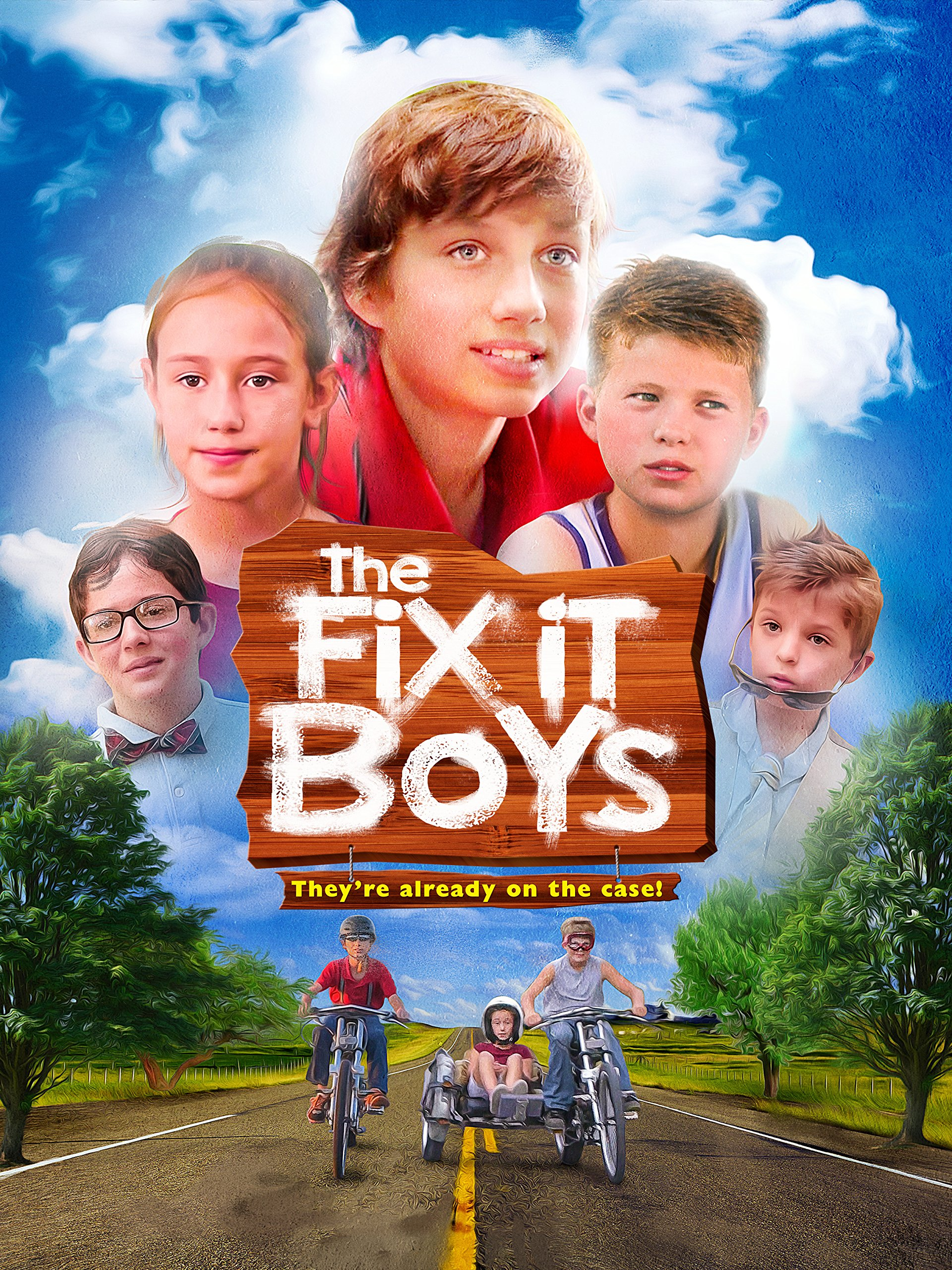 The Fix It Boys on Amazon Prime Video UK