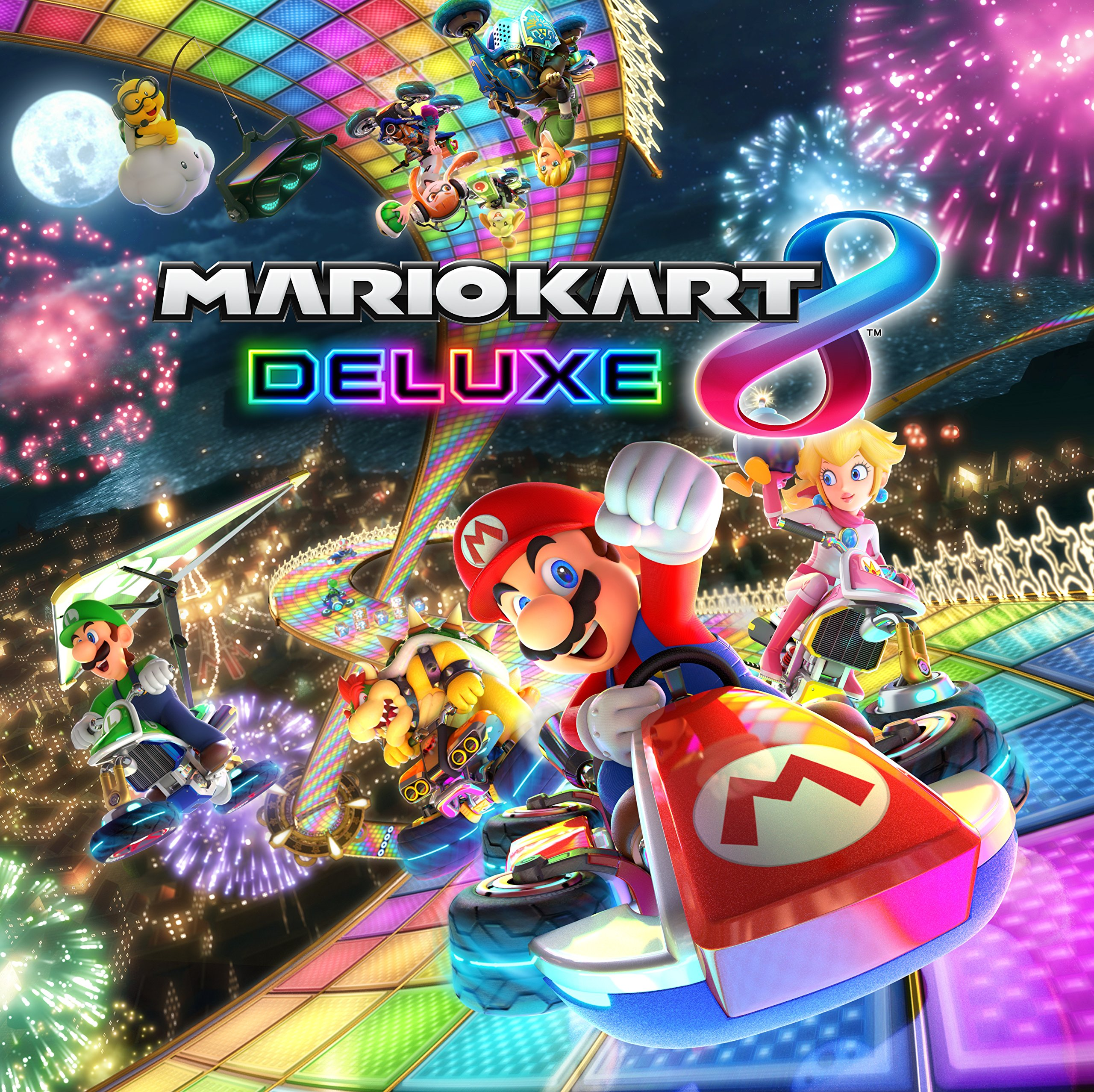 Buy Mario Kart 8 Deluxe Now!