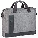 Travel Laptop Bag Briefcase: Top of the Line Quality Messenger Sleeve Case for your Tablet, Notebook, Macbook, iPad (Color: Gray, Tamaño: One Size)