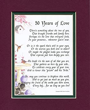 Family 50th Wedding Anniversary Quotes Quotesgram