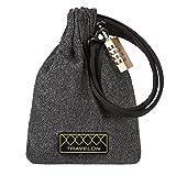 Travelon Anti-theft Lockdown Bag - Medium, Gray (Color: Gray, Tamaño: One Size)
