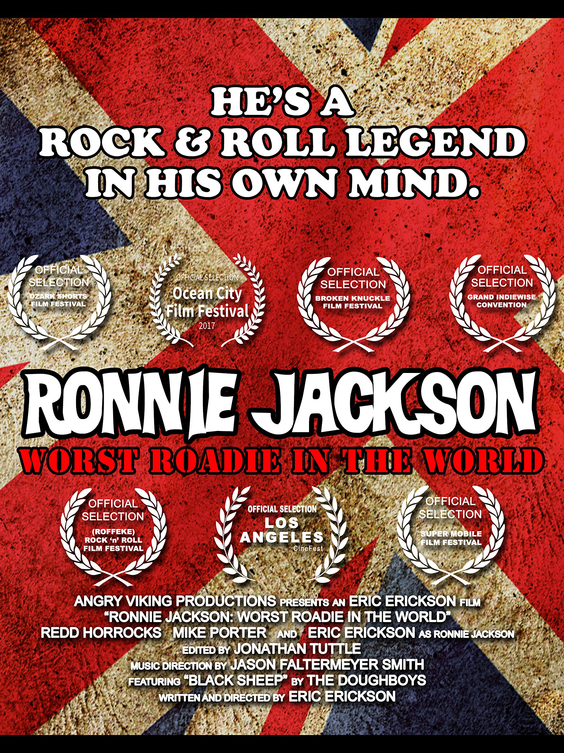 Ronnie Jackson: Worst Roadie in the World on Amazon Prime Instant Video UK