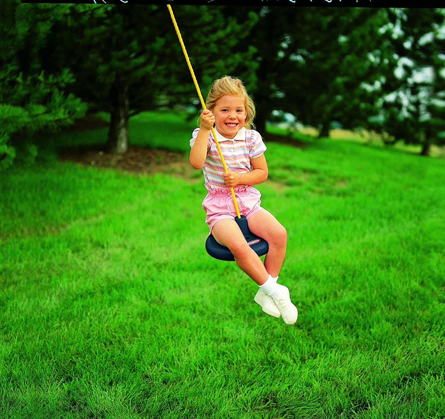 An Image of Little Tikes Disc Swing