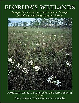 Florida's Wetlands (Florida's Natural Ecosystems and Native Species)