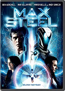 Book Cover: Max Steel