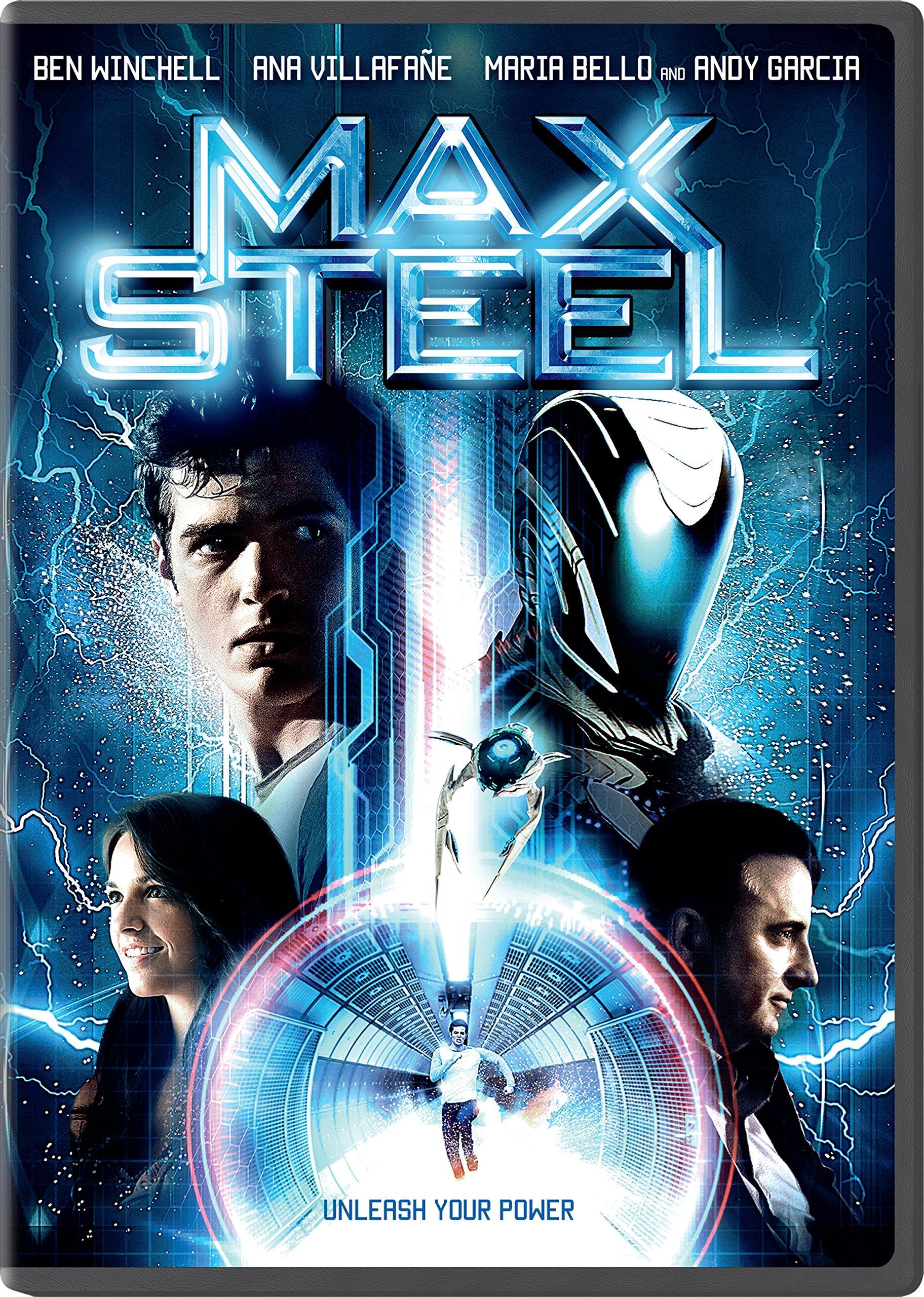Buy Max Steel Now!