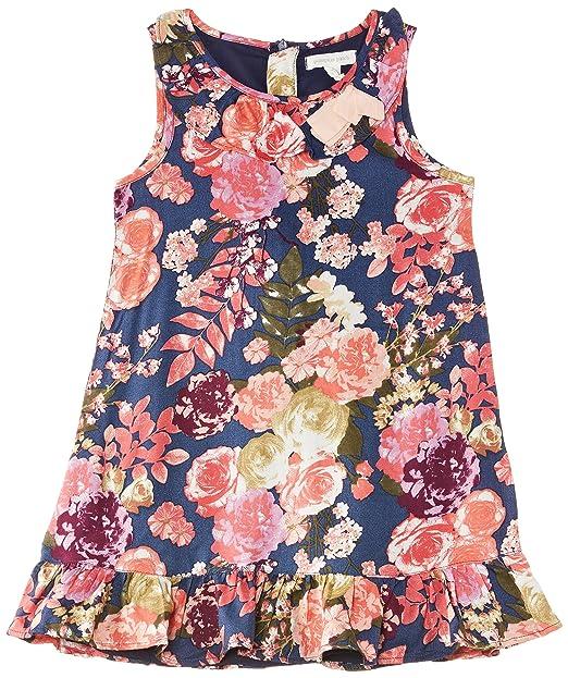 Pumpkin-Patch-Little-Girls-Floral-Dress