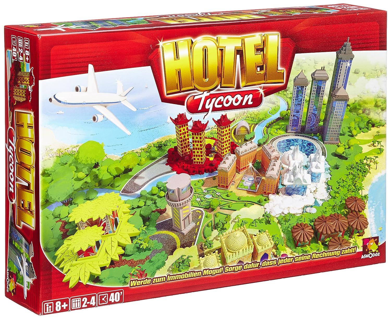 Asmodee 001919 - Hotel, Brettspiel