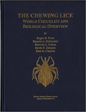Chewing Lice: World Checklist and Biological Overview (Special Publication 24)