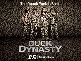 Duck Dynasty Season 3 [HD]