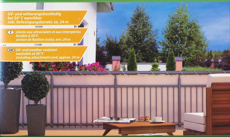 Forum coprire visuale terrazzo for Idee per coprire ringhiera balcone