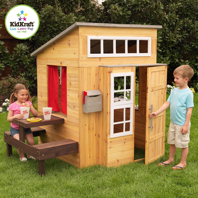 KidKraft 182 – Modernes Gartenspielhaus online bestellen