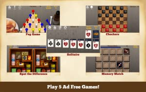Cracker Barrel Games from Cracker Barrel Old Country Store, Inc.