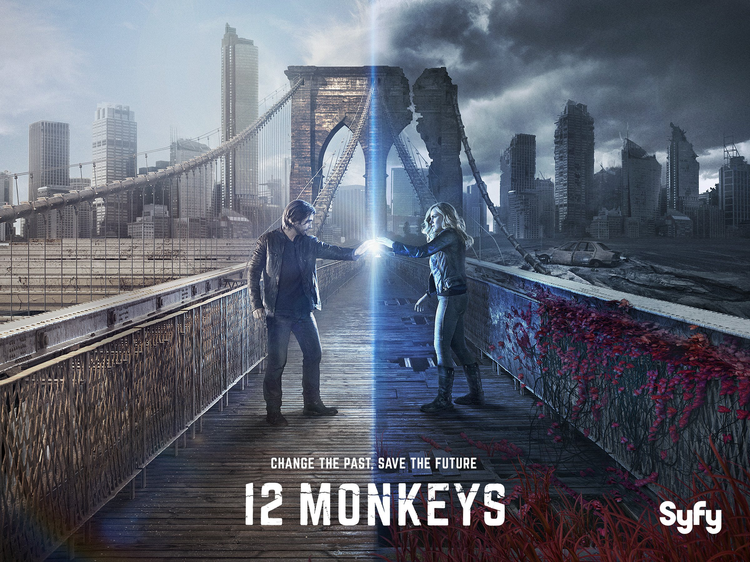 12 Monkeys, Season 2 - Season 2