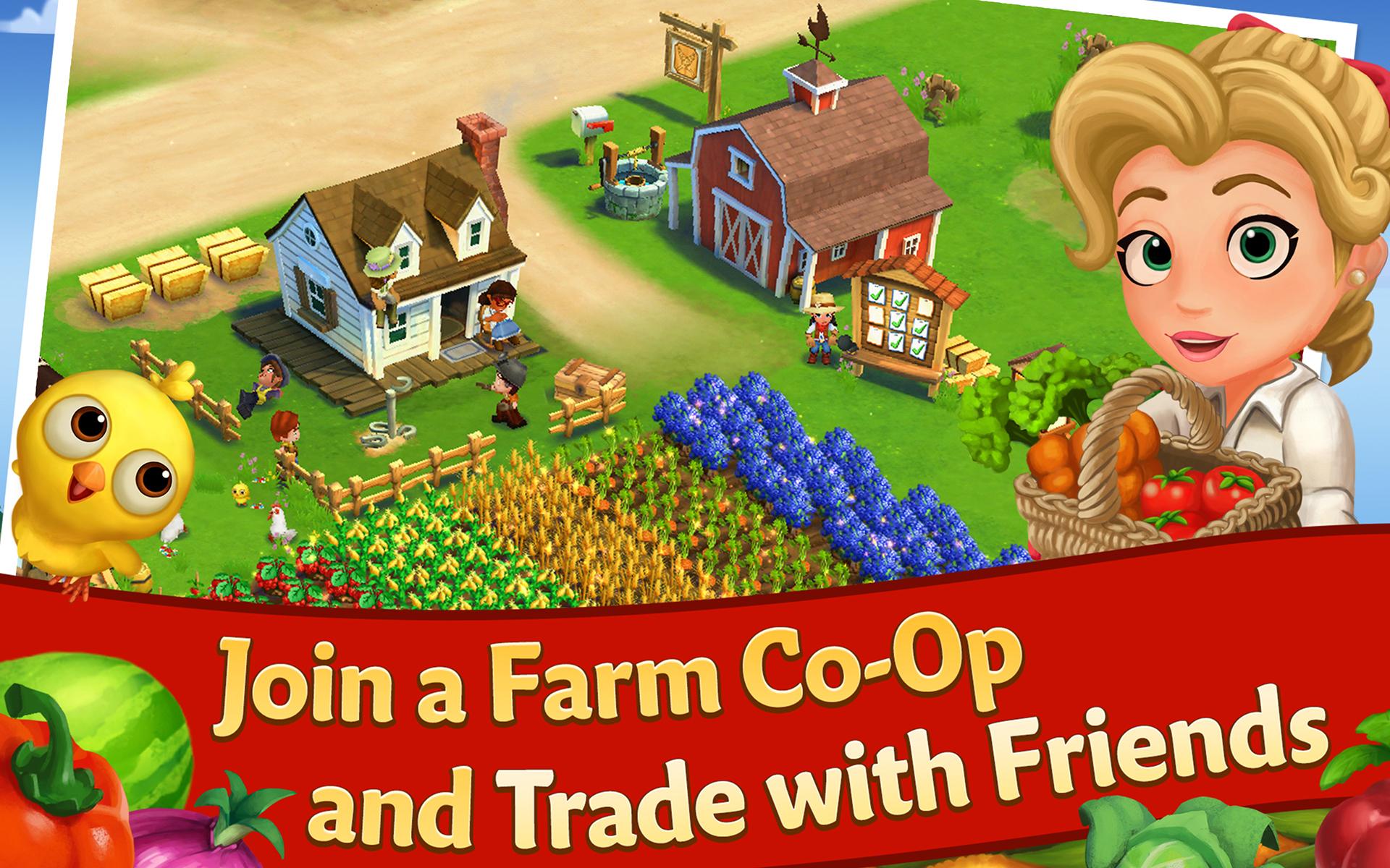 Amazon.com: FarmVille 2: Country Escape: Appstore for Android