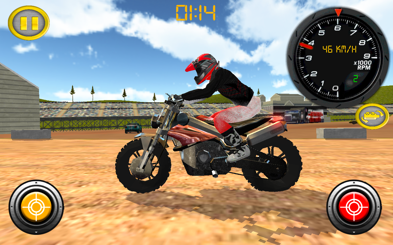 Amazon.com: Dirt Bike Motocross Rally: Appstore for Android
