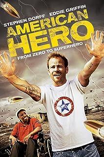 Book Cover: American Hero