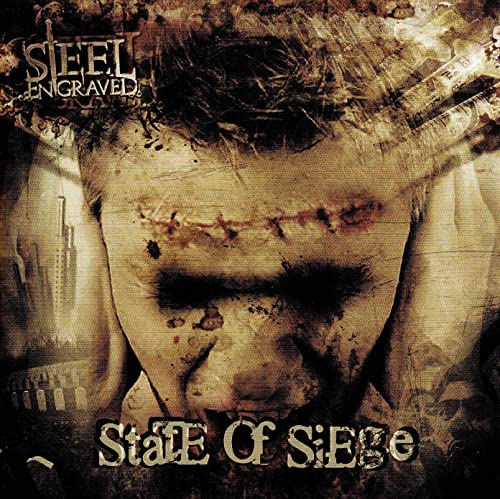 Steel Engraved - State Of Siege