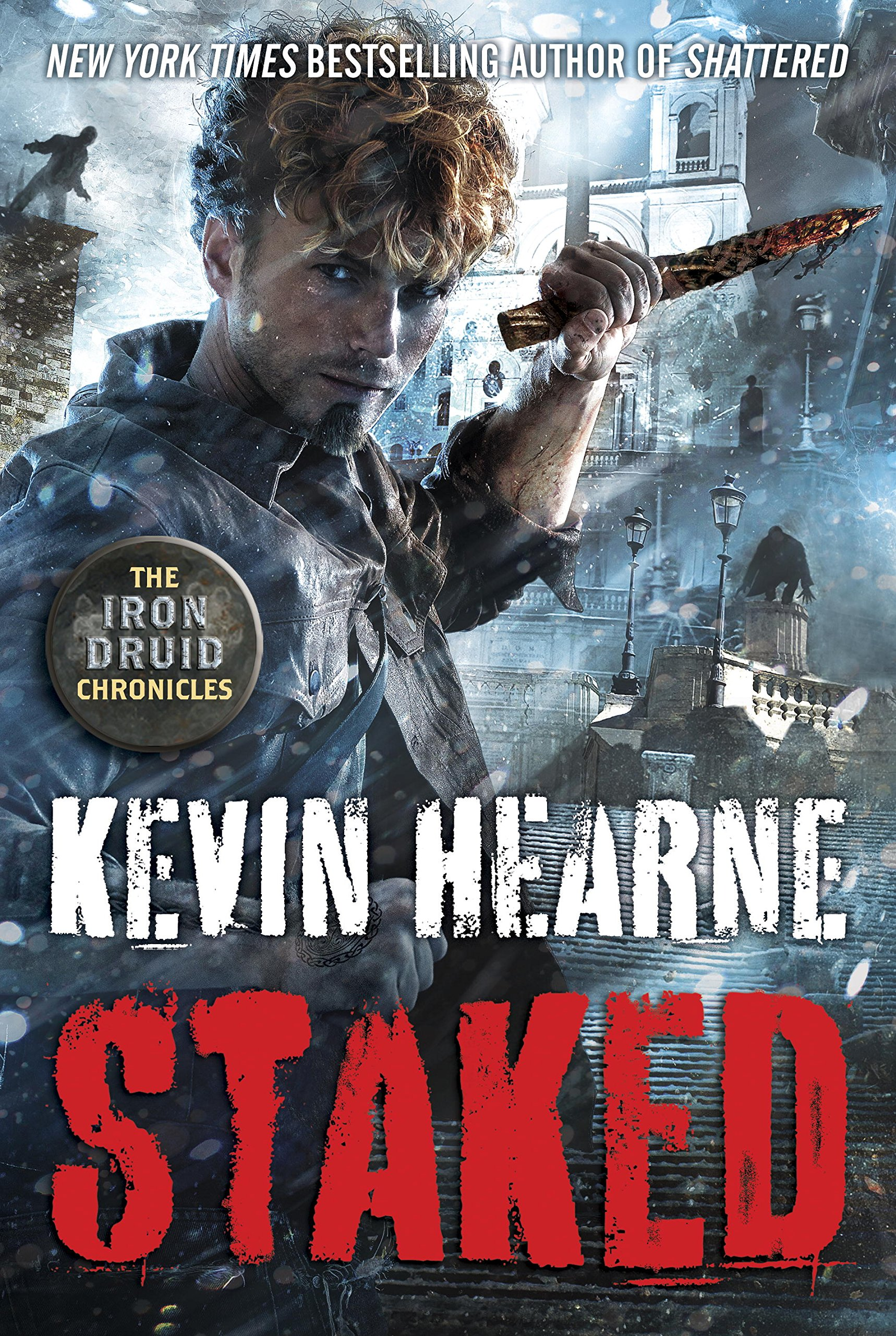 Druid Chronicles 08 - Staked - Kevin Hearne