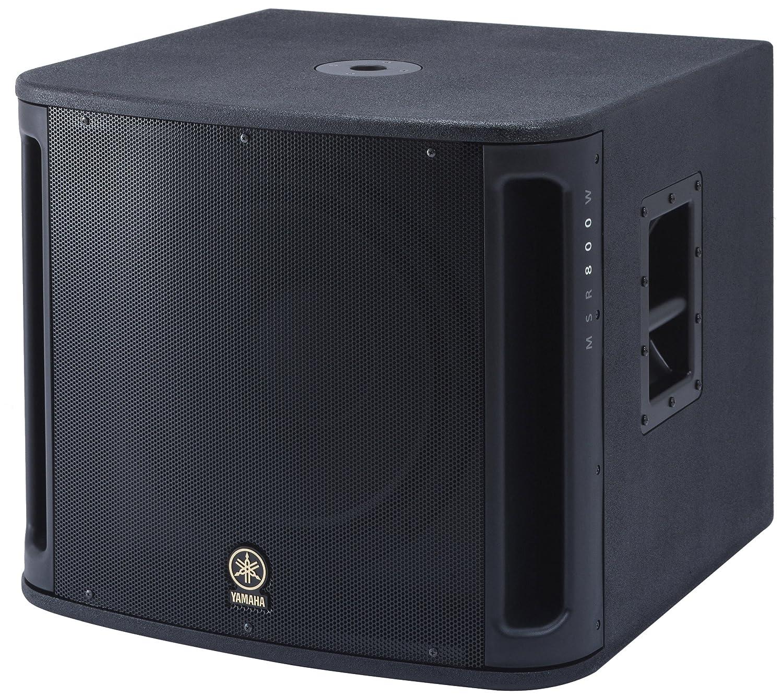 High-Gloss Black Acoustech H-100 Cinema Series 500-Watt Front ...