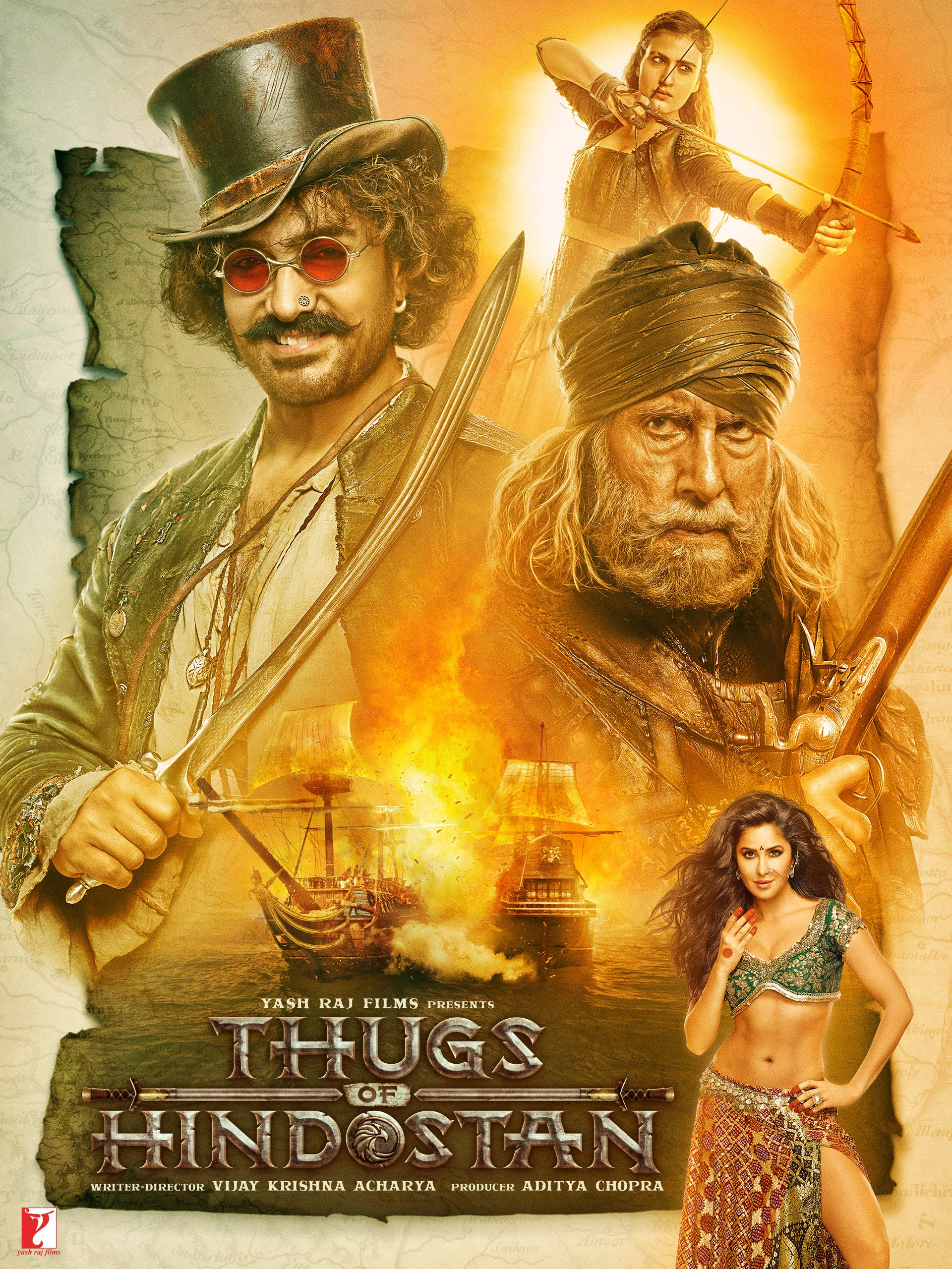 Thugs Of Hindostan (Tamil) (4K UHD)