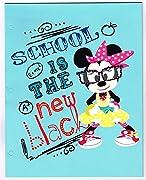 minnie mouse school folder