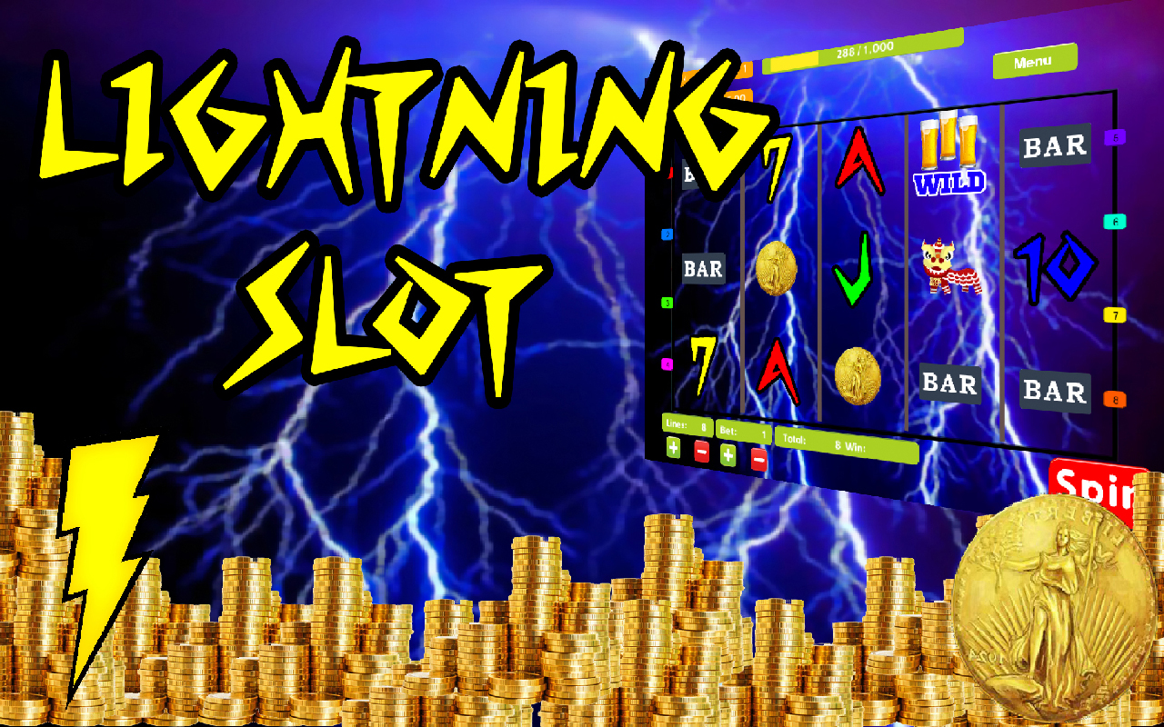 Lightning Bolt Slot Machine
