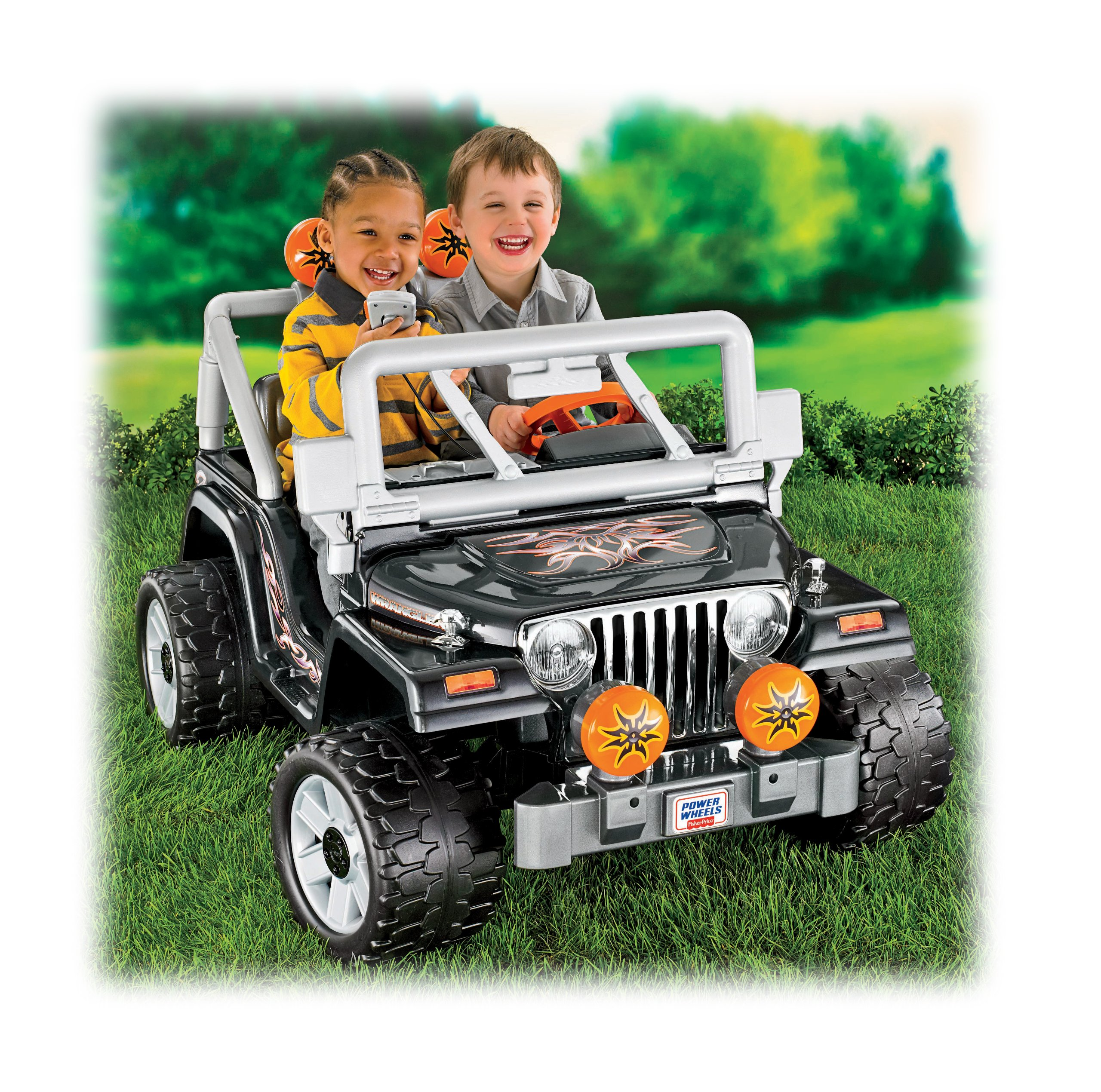 the best power wheels