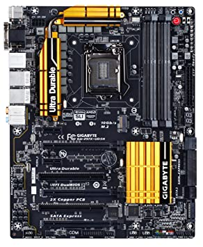 Gigabyte GA Z97X UD5H LGA 1150 Z97