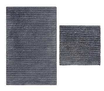 casalanas levante levante rayures modernes tapis de bain antid rapant antid rapant. Black Bedroom Furniture Sets. Home Design Ideas