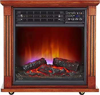 Haier Fireplace Frame Infrared Zone Heater