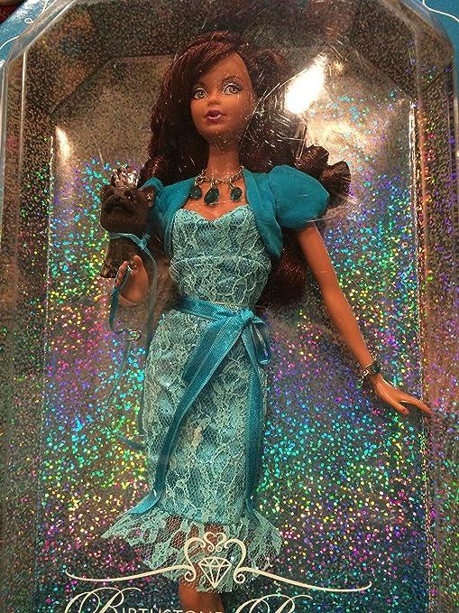 Barbie Collector # L7584 Birthstone Beauties